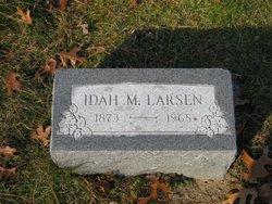 Idah M Larsen