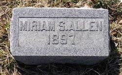 Miriam S. Allen