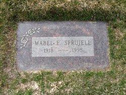 Mabel Elizabeth <I>Garitson</I> Spruiell