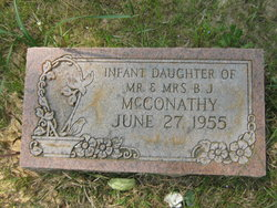 Infant Daughter McConathy