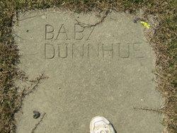 Baby Dunnhue