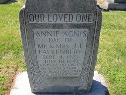Annie Agnis Falkenberry