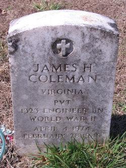 James H. Coleman