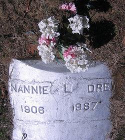 Nannie L. Drew
