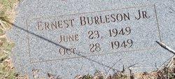 Ernest Burleson, Jr