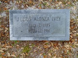 Julius Alonza Ivey