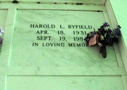 Harold L Byfield