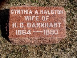 Cynthia Ann <I>Ralston</I> Barnhart