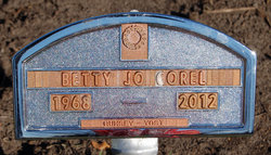 Betty Jo <I>McNish</I> Corel