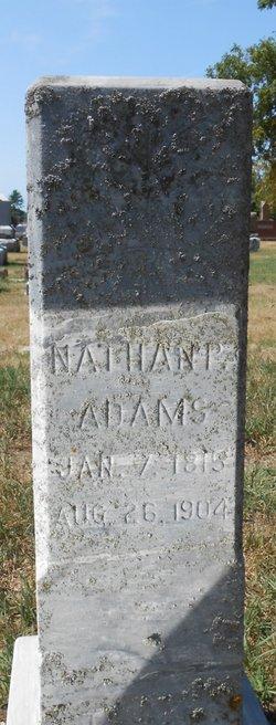 Nathan P. Adams