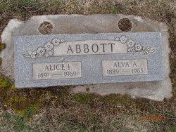 Alva Alonzo Abbott