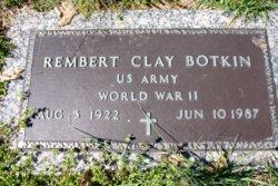 Rembert Clay Botkin