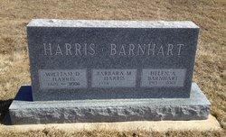 William D Harris