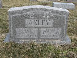 """Elizabeth """"Lizzie"""" <I>Deardeuff</I> Akley"""