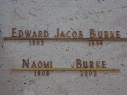 Edward Jacobs Burke