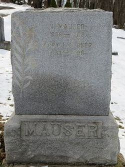 Mary J Mauser