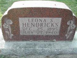 Leona <I>Smith</I> Hendricks