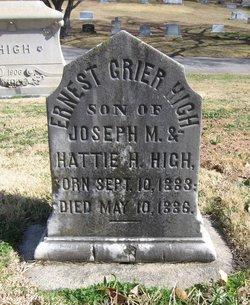 Ernest Grier High
