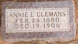 Annie L. Clemans