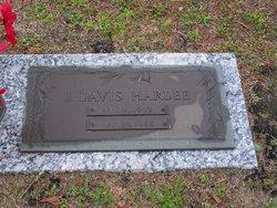 Jefferson Davis Hardee