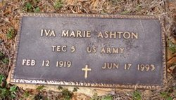 Iva Marie <I>Nation</I> Ashton
