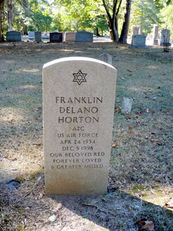 Franklin Delano Horton