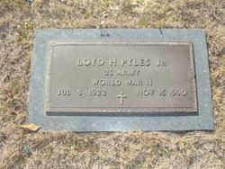 Loyd Henry Pyles, Jr