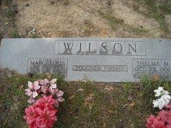 Marcelous Wilson