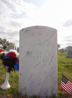 Laura H <I>Cochran</I> Parks