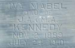 Iva Mabel <I>Kennedy</I> Nicholson
