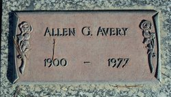 Allen G. Avery