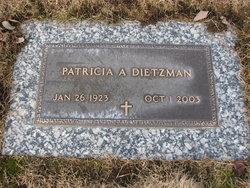 Patricia A <I>Klein</I> Dietzman