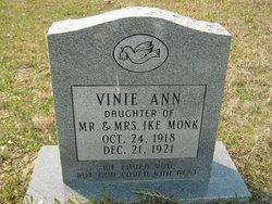 Vinie Ann Monk