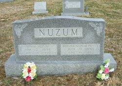 Bertha <I>Nuzum</I> Fetty