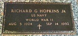 Richard G. Hopkins, Jr