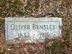 Oliver Bensley