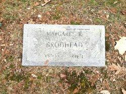Margaret <I>Retallick</I> Brodhead