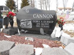 Debra A. <I>Durkop</I> Cannon