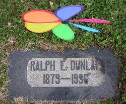 Ralph E Dunlap