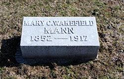 Mary Cora <I>Wakefield</I> Mann