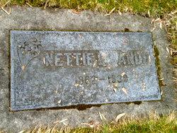 Nettie L <I>Whitaker</I> Sands