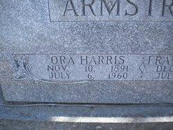 Ora <I>Harris</I> Armstrong