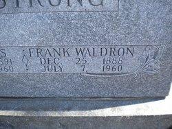 Frank Waldron Armstrong