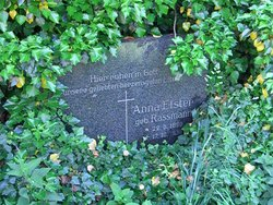 Anna <I>Rassmann</I> Elster