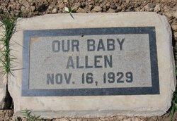Infant Allen