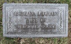 Georgiana <I>Laugharn</I> Berry