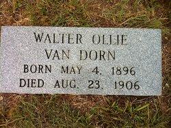 Walter Ollie Van Dorn