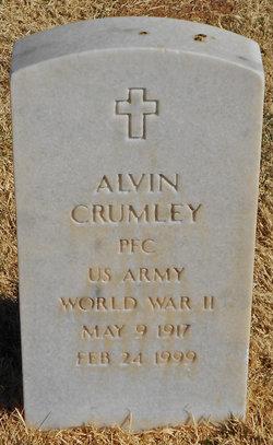 Alvin Crumley
