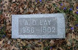 Alfred O Lay