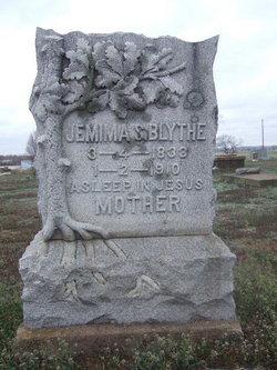Sarah Jemima <I>Rogers</I> Blythe